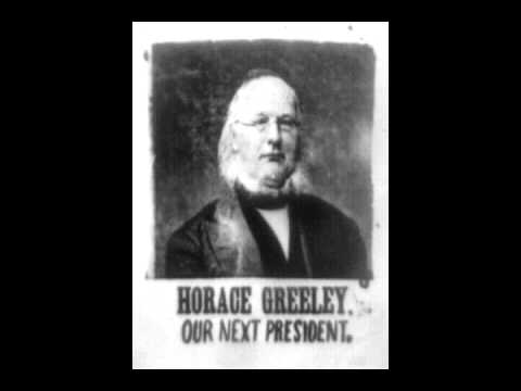 The Horace Greeley Song