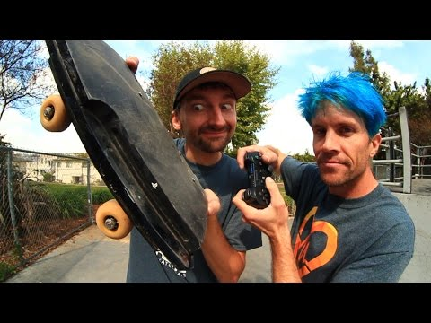 SKATEBOARDING ON A SONY PLAYSTATION 3?! |  SKATE EVERYTHING EP 18