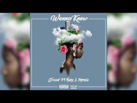 J Count Ft. Marz & Grimsta - Wanna Know (Official Audio) | KrownMedia