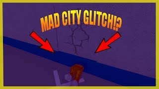 How to escape the prison in 5 seconds in Mad City! | Roblox Mad City