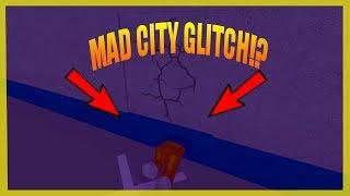 Wie man dem Gefängnis in 5 Sekunden in Mad City entkommt! | Roblox Mad City