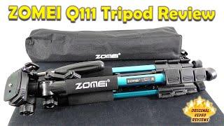Item review - ZOMEI Q111 Tripod