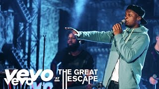 George The Poet - Grinding (Live) - Vevo UK @ The Great Escape 2015