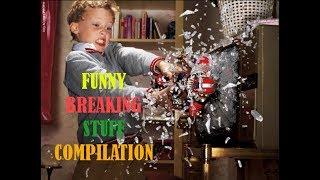 Breaking Things Fail Compilation 2017, Funny Fail Video Clips