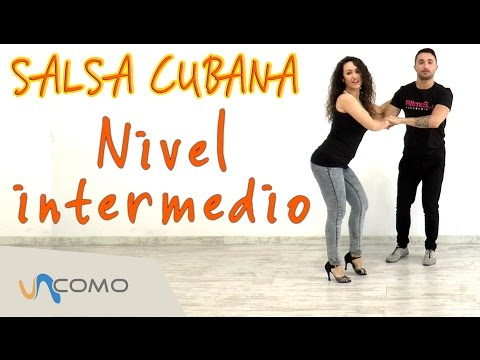 Clase de Salsa cubana en pareja