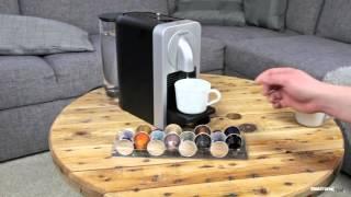 Nespresso Prodigio Kaffe maskine @ ElektronikTest dk