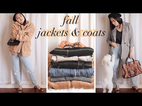 JACKETS & COATS PICKS FOR FALL/WINTER 2018 - AFFORDABLE   INMYSEAMS