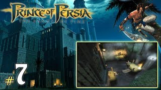 """PRINCE OF PERSIA: PIASKI CZASU #7 - """"Ślisko i mokro"""""""