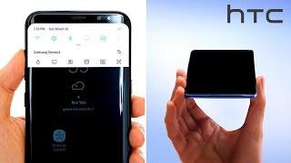HTC U 11(Ocean) Teaser Video   Galaxy S8 Won't Have Carrier Branding