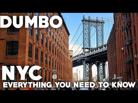 DUMBO Brooklyn Travel Guide: Everything you need to know