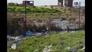 Pollution of Gauteng's drinking water. Human health risk