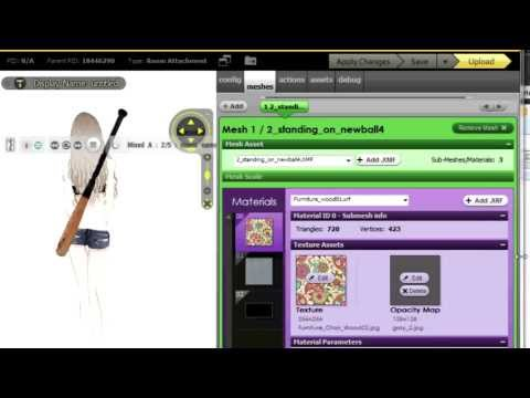 How-to-make-imvu-mesh-heads tagged Clips and Videos ordered