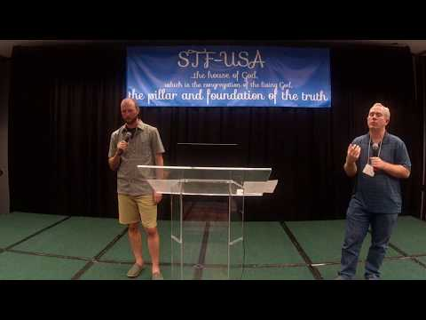 LIVE - STF National Conference