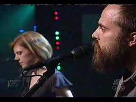 Iron And Wine - Naked As We Came -live