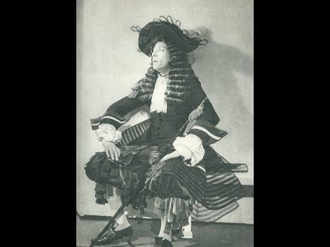 """""""L'École des femmes"""", de Molière avec Louis Jouvet"""