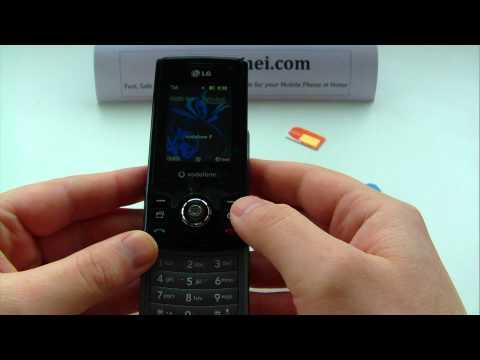 LG KS500 Video clips - PhoneArena