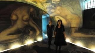 Inauguración Mural Siqueiros y nueva Aduana Taylor.