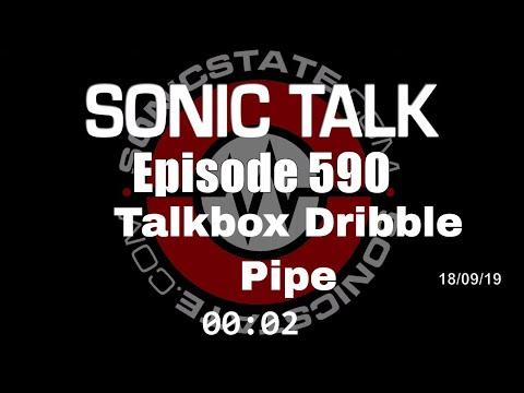 Sonic TALK 590 -  Talkbox Dribble Pipe