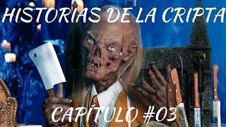 Historias de la Cripta | Capítulo 3 | «Entierra ese gato, está muerto»
