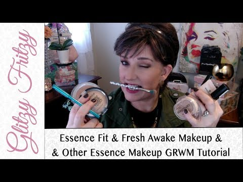 Essence Fit & Fresh Awake Makeup & Other Essence Makeup GRWM Tutorial