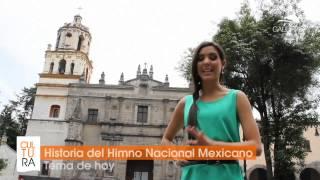 Historia del Himno Nacional Mexicano