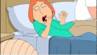 Family guy - Stewie griffin says wil wheaton to his mom lois griffin