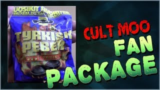 Fan Package - Ep6 - Tyrkisk Peber & Other Licorice Candy