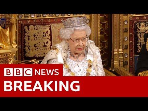 Queen's Speech in