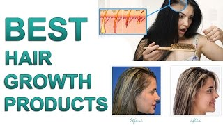 Best Hair Growth Products Reviews + Case Study | Awesome Hair Growth Products