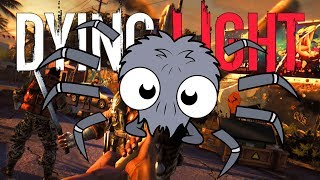 The Legless Spider (Dying Light Zombies)