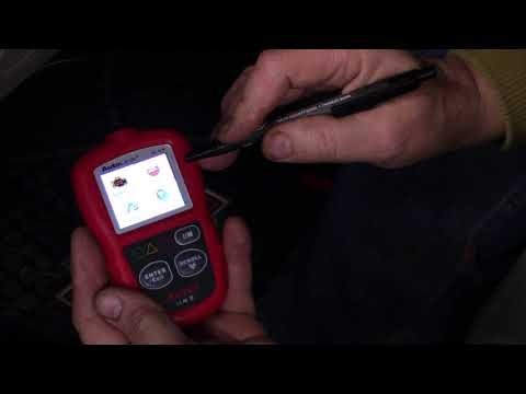 Review of the Autel AL 319 affordable scan tool