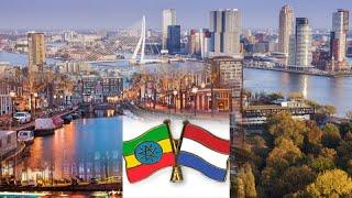በኔዘርላንድ ቪዛ እና ስኮላርሺፕ እንዴት ማግኘት ይቻላል?/  Ambassador Episode 2 Netherlands