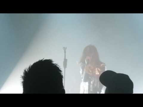 Goldfrapp - Ride a White Horse (live in Philadelphia 04-24-2017)