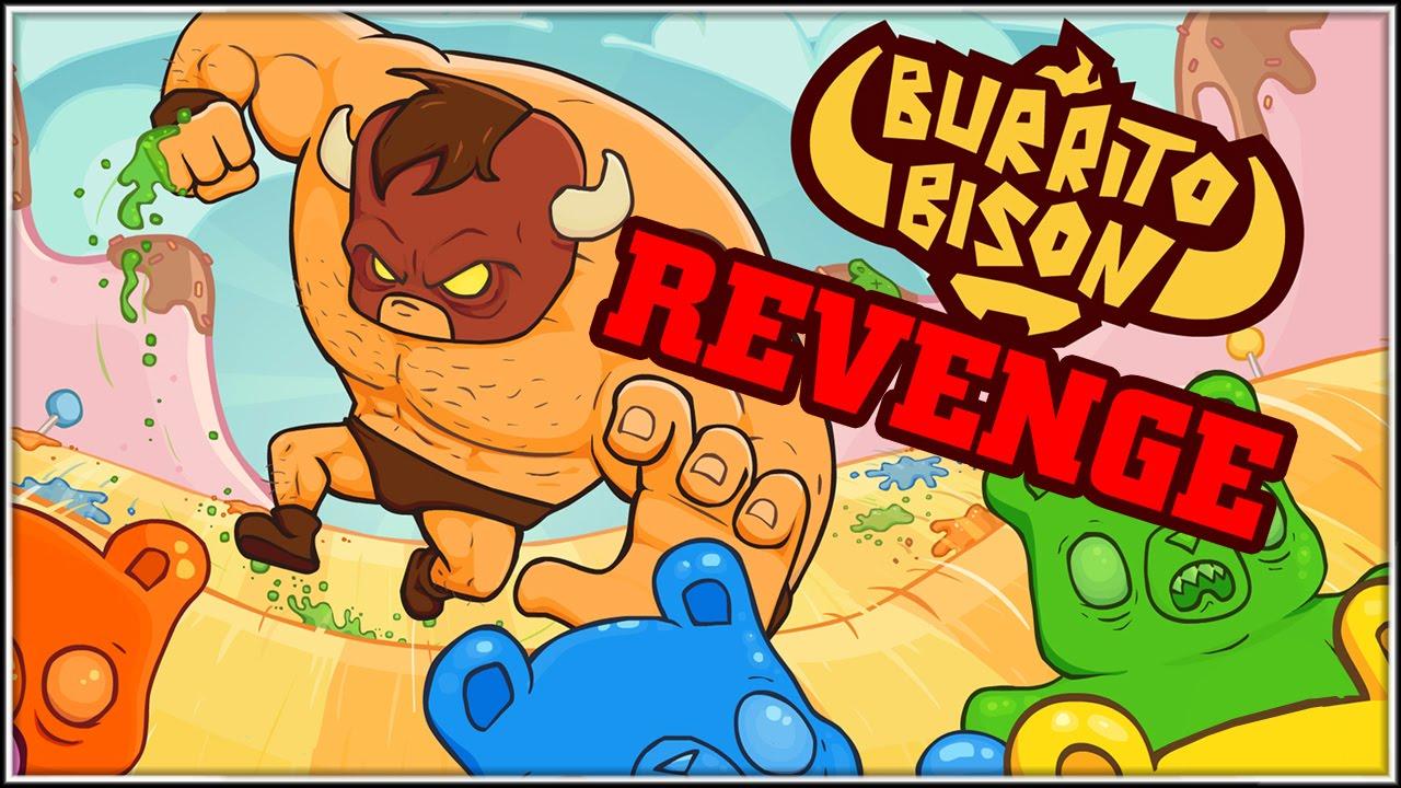 Burito Bison Revenge