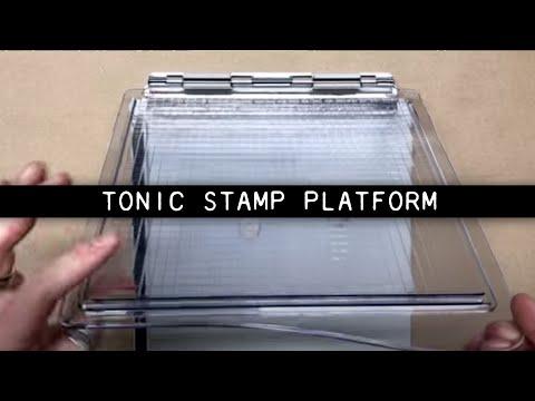 Tim Holtz / Tonic Stamp Platform