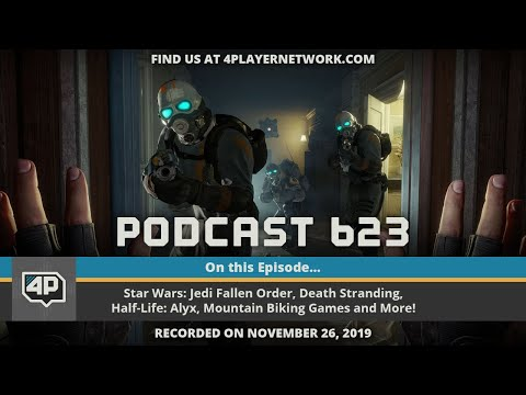 4Player Podcast #623: The Buck Stops Here - 동영상