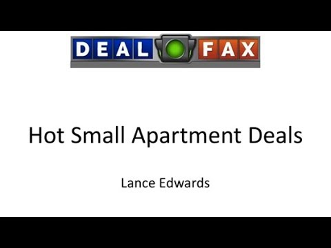2018 07 18 12 00 HOT SMALL APARTMENT DEALS!