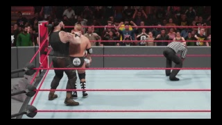 Welcome to WWE Monday Night RAW Episode 4