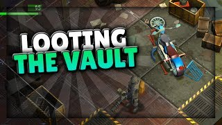 HOW TO LOOT THE VAULT IN BUNKER ALFA | Last Day On Earth: Survival