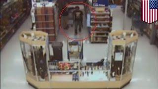 John Crawford III Walmart shooting: Surveillance video released of shopper's final moments