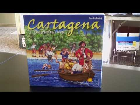 """Cartagena 2: The Pirate's Nest"" - Review and Walk-through by BoardGameBanter"