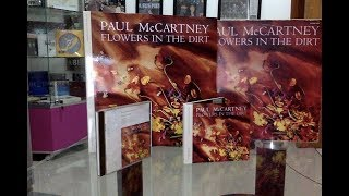 """Baixar Unboxing Paul McCartney """"Flowers in the Dirt"""" CD, Vinyl y memorabilia"""