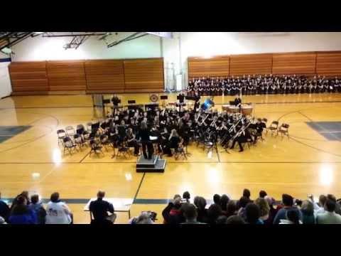 Gull Lake Middle School 8th 2015 Grade Band Pre-Festival Concert
