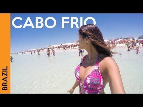 Road trip from Rio de Janeiro: CABO FRIO, BRAZIL! (2018)