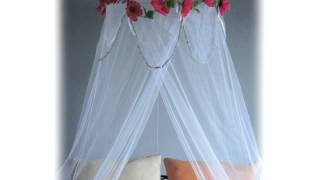 Bed Canopies and Mosquito Nets