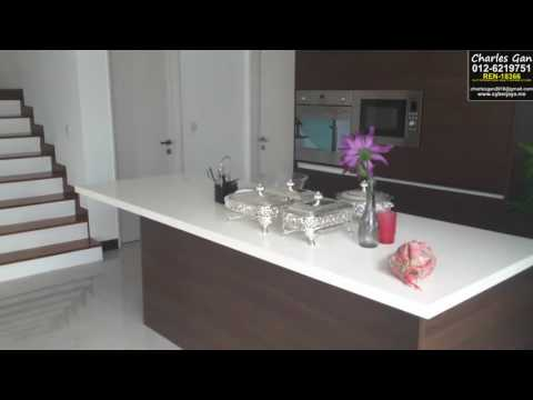 Clover Cyberjaya Furnished Semi-Detached House for Sale