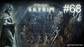 """Прохождение TES V Skyrim №68 """"Кровь на снегу"""""""