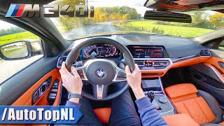 BMW M340i xDrive | POV Test Drive | DRIFTS & LAUNCH CONTROL by AutoTopNL