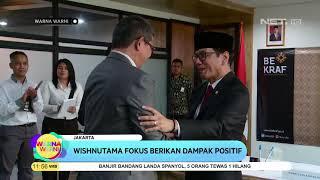 Wishnutama Sah Menjadi Menteri Pariwisata Indonesia - WARNA WARNI