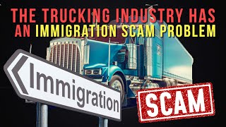 EXPLAINED: Trucking Industry's Giant Immigration Loophole (Work Permit, Exploitation, Broken System)